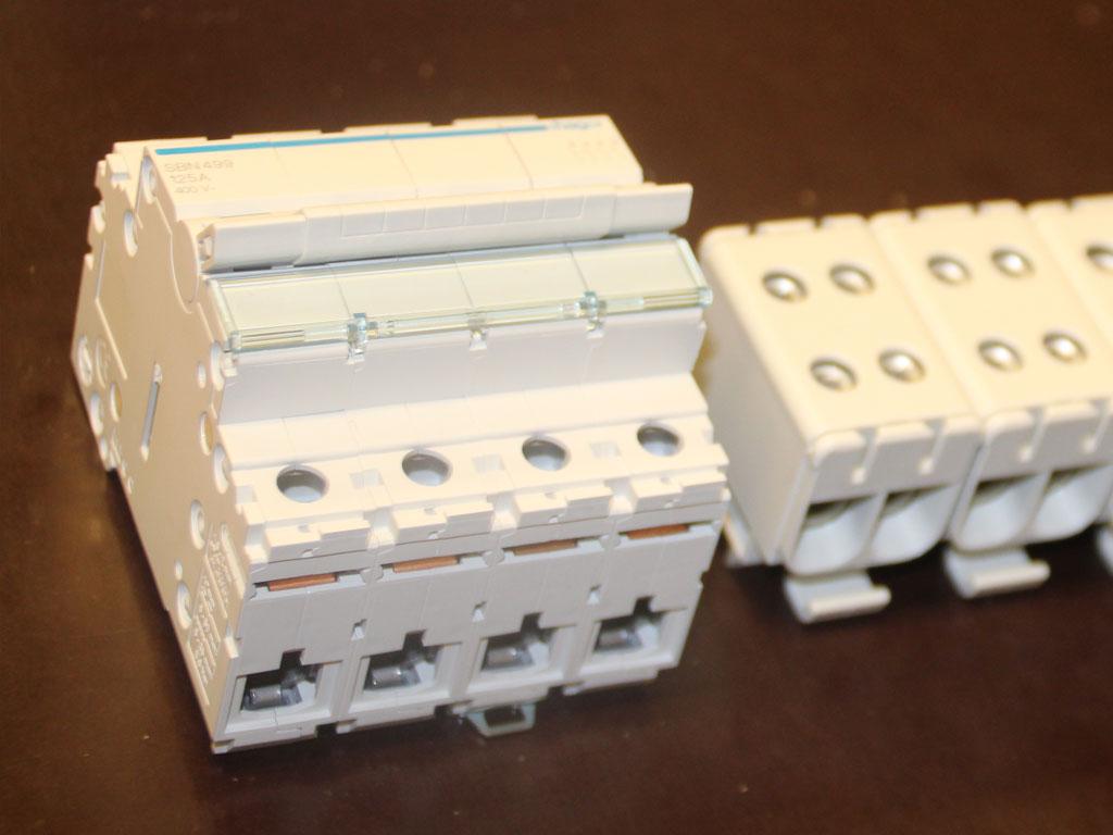 Modulaire componenten